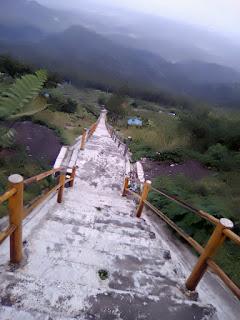 Objek Wisata Gunung Galunggung Tasikmalaya
