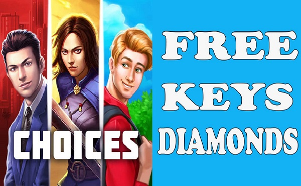 Download Choices Stories MOD APK Unlimited Diamonds Keys