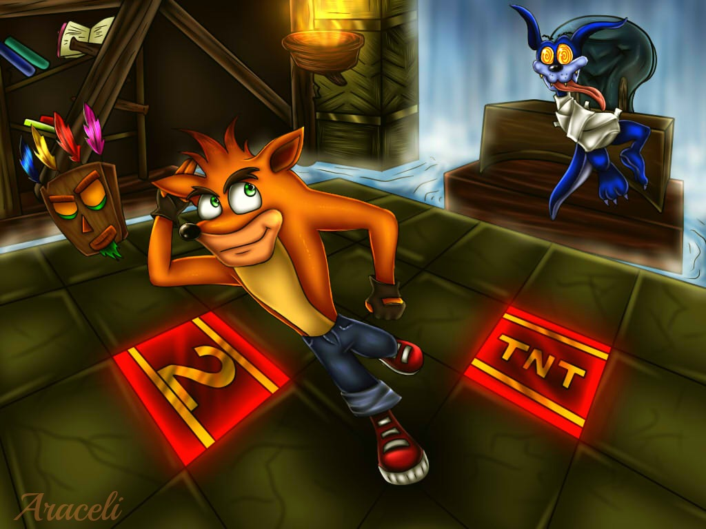 Crash bandicoot ripper roo online dating