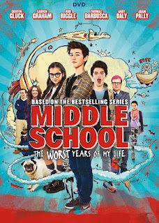 Middle School: The Worst Years of My Life [2016] [DVD5] [Latino]