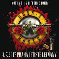 Guns N' Roses Praga - relacja z koncertu