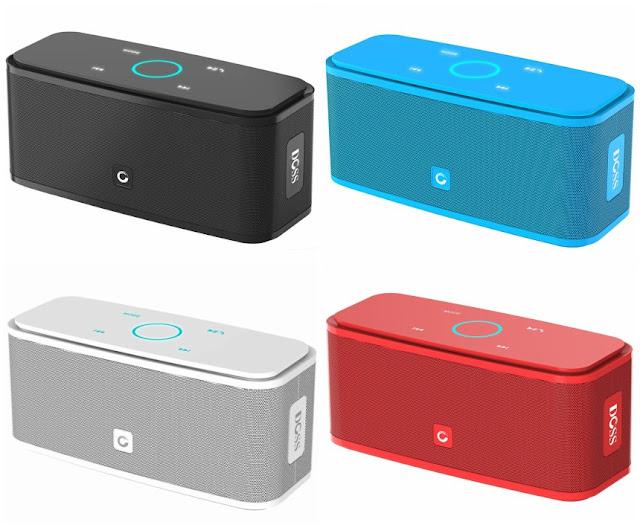 Amazon: DOSS Wireless Bluetooth Speaker only $24 (reg $90)!
