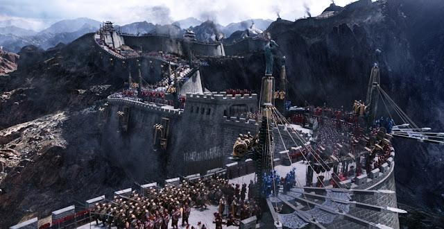 Velká čínská zeď (The Great Wall) – Recenze