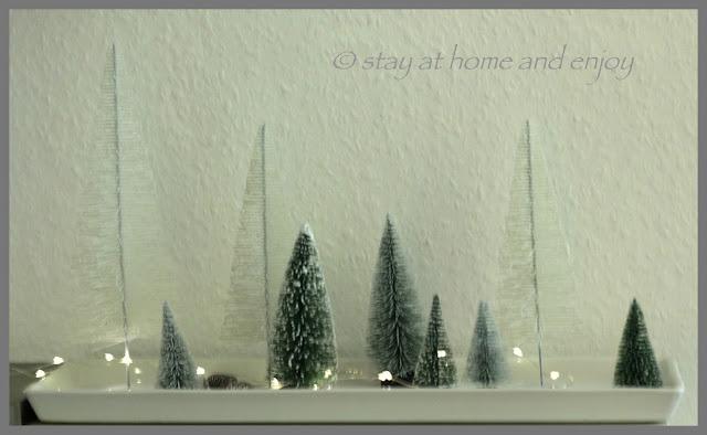 Einstimmen auf den Advent - stay at home and enjoy