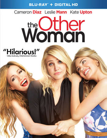 Poster Of The Other Woman 2014 English 350MB BRRip 720p ESubs HEVC Free Download Watch Online Worldfree4u