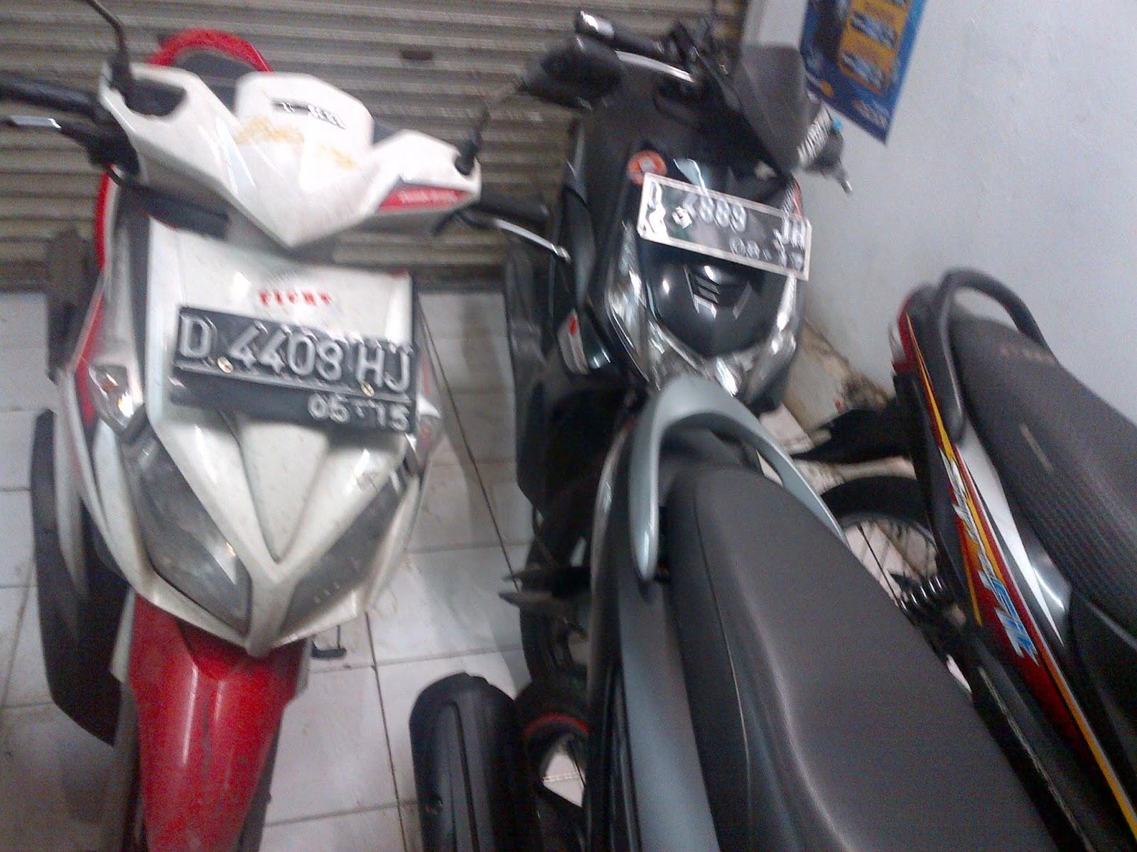 Terima Gadai Motor Bandung Tanpa Bunga