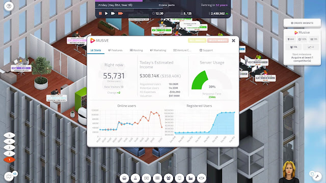 Startup Company PC Mega