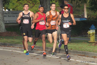 Tallahassee Turkey Trot 5K leaders