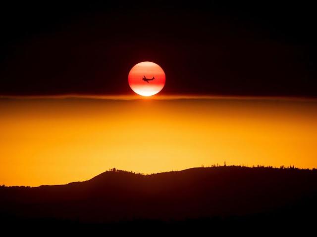 Η φωτογραφία της ημέρας: Η Καλιφόρνια καίγεται