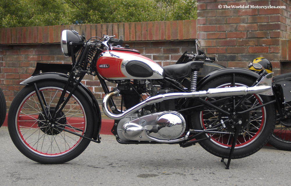 Ariel Square 4 Motorcycles for sale