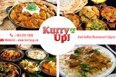 Indian Restaurant on wheels serving Calgary