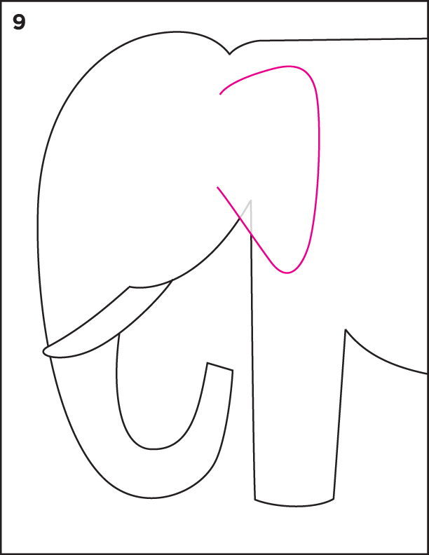 Indian Elephant Painting Tutorial · Art Projects for Kids