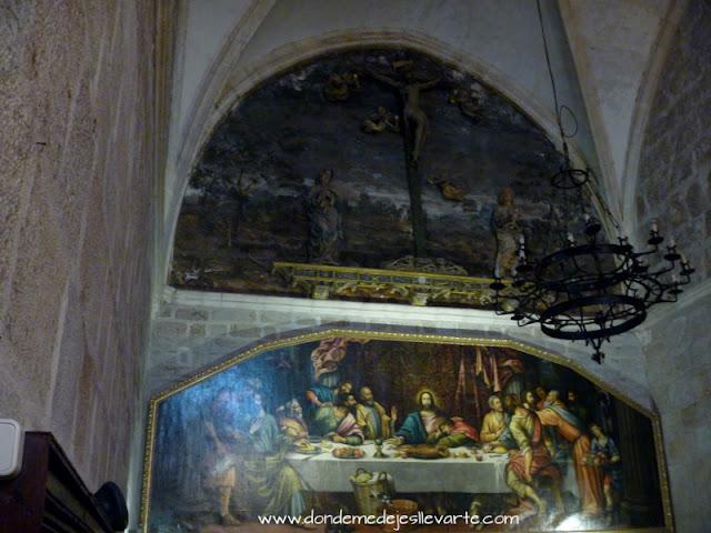 Comedor del Monasterio del Paular