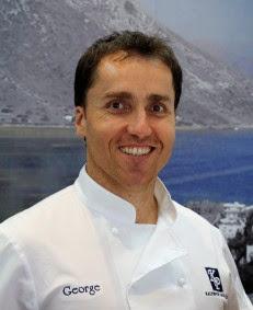 chef interview, greek