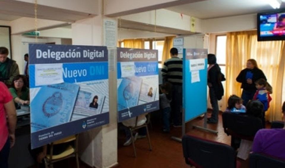 Obtener el dni sera mas caro cronicas fueguinas for Ministerio interior dni