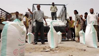 المساعدات الإنسانية - أرشيفية
