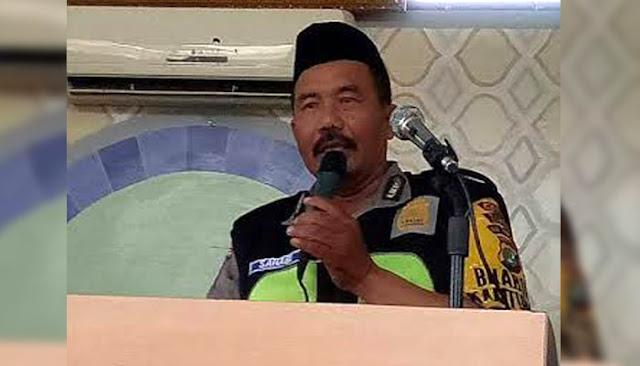 Innalillahi, Polisi Ini Meninggal Saat Mengisi Kultum Ramadhan