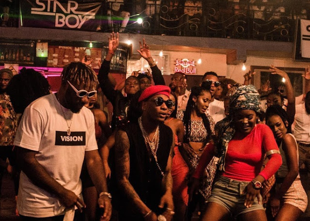 "Wizkid's ""Manya"" Video Taken Down From YouTube (See Why)"