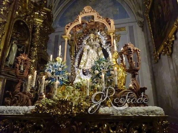 El Arzobispo nombra a la Virgen de la Cabeza Patrona de la Vega de Granada