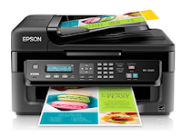 Epson WorkForce WF-2520 driver & software (Recommended)