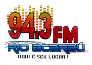 Rádio Rio Acarau FM de Tamboril Ceará ao vivo na net...
