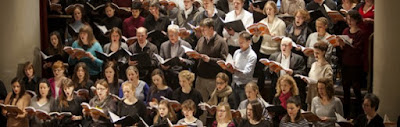 City of London Choir (Photo Filip Gierlinski)