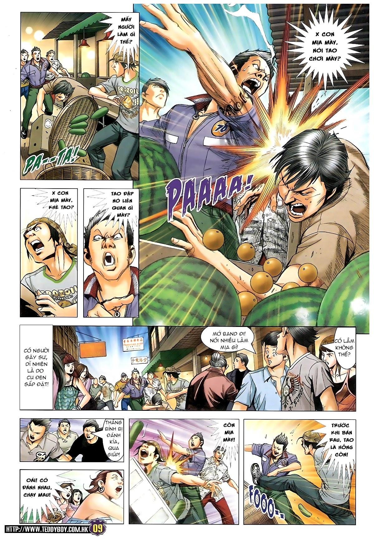 Người Trong Giang Hồ - Chapter 1438: Tứ Đại Quyền Vương - Pic 6