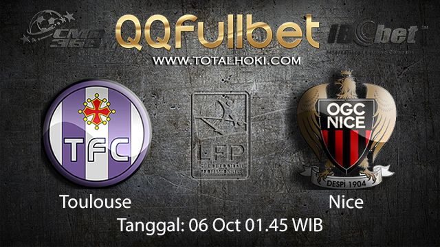 Prediksi Bola Jitu Toulouse vs Nice 06 Oktober 2018 ( French Ligue 1 )