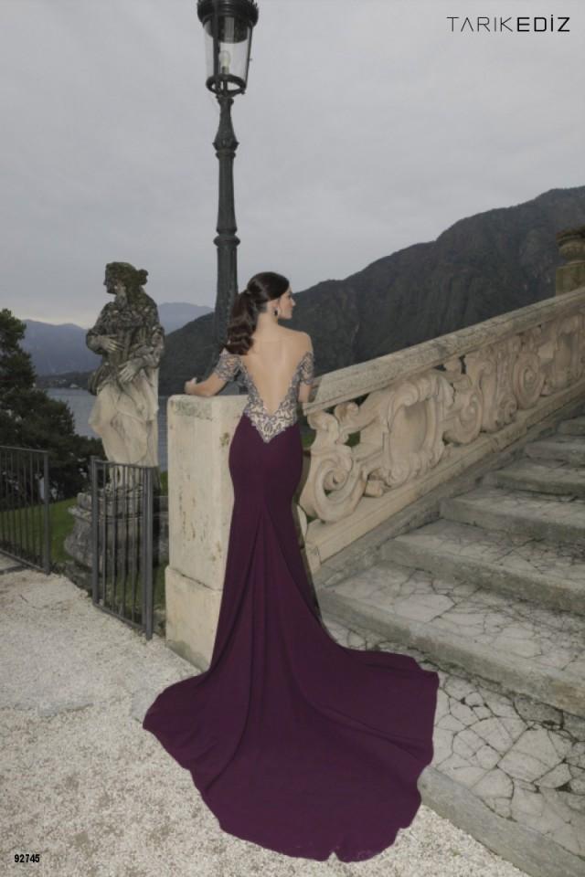 modas de vestidos en chifon