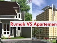 Investasi Rumah atau Apartemen ?