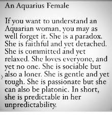 25 Insights into the Aquarian Woman