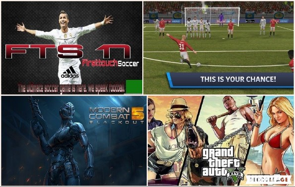 15 Most Downloaded Games these August 2017 [Android Games] {Apk} - NaijaEssentials