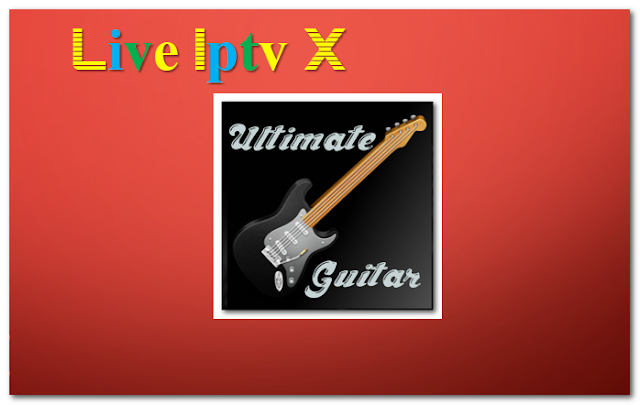 Ultimate Guitar music addon