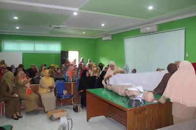 DWP Kemenag Tanjungbalai Laksanakan Kegiatan Fardhu Kifayah