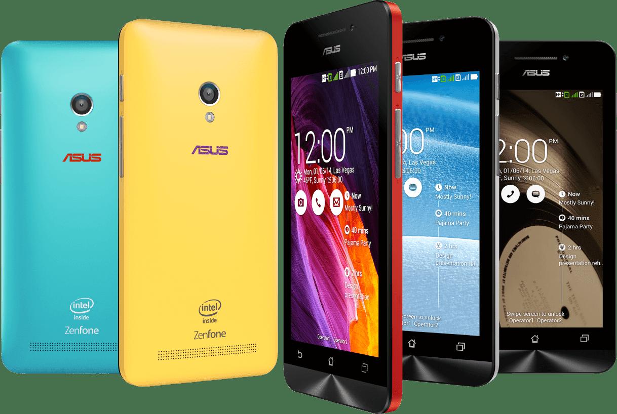 Harga dan Spesifikasi Asus Zenfone 4 Terbaru Tahun Ini