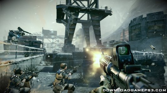 Killzone 3 Multiplayer PSN - Download game PS3 PS4 RPCS3 PC free