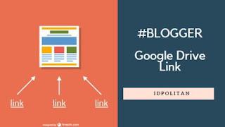 Cara membuat Direct link download di Google Drive Secara mudah