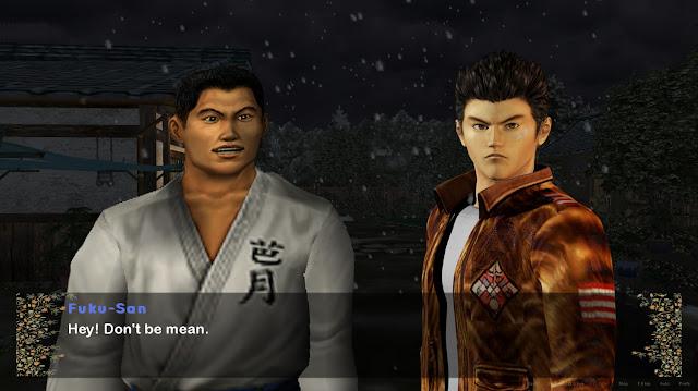 Sorry Fuku-san!