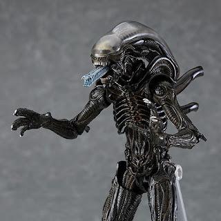 """Abierto pre-order del Figma Alien: TAKAYUKI TAKEYA Ver. de """"ALIEN"""" - Good Smile Company"""