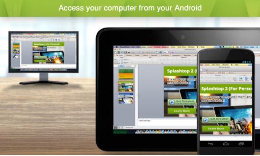 Splashtop 2 Android App