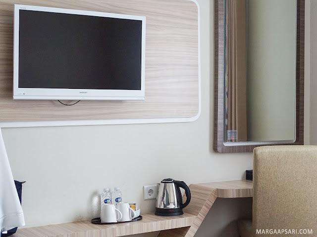 Kamar di M Premiere Hotel Bandung