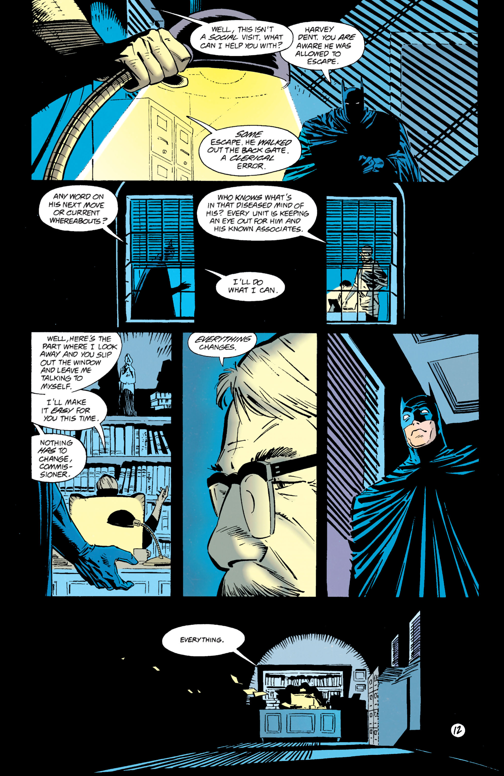 Detective Comics (1937) 679 Page 12