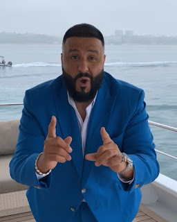 DJ Kahled Father Of Asahd Now Has a Date
