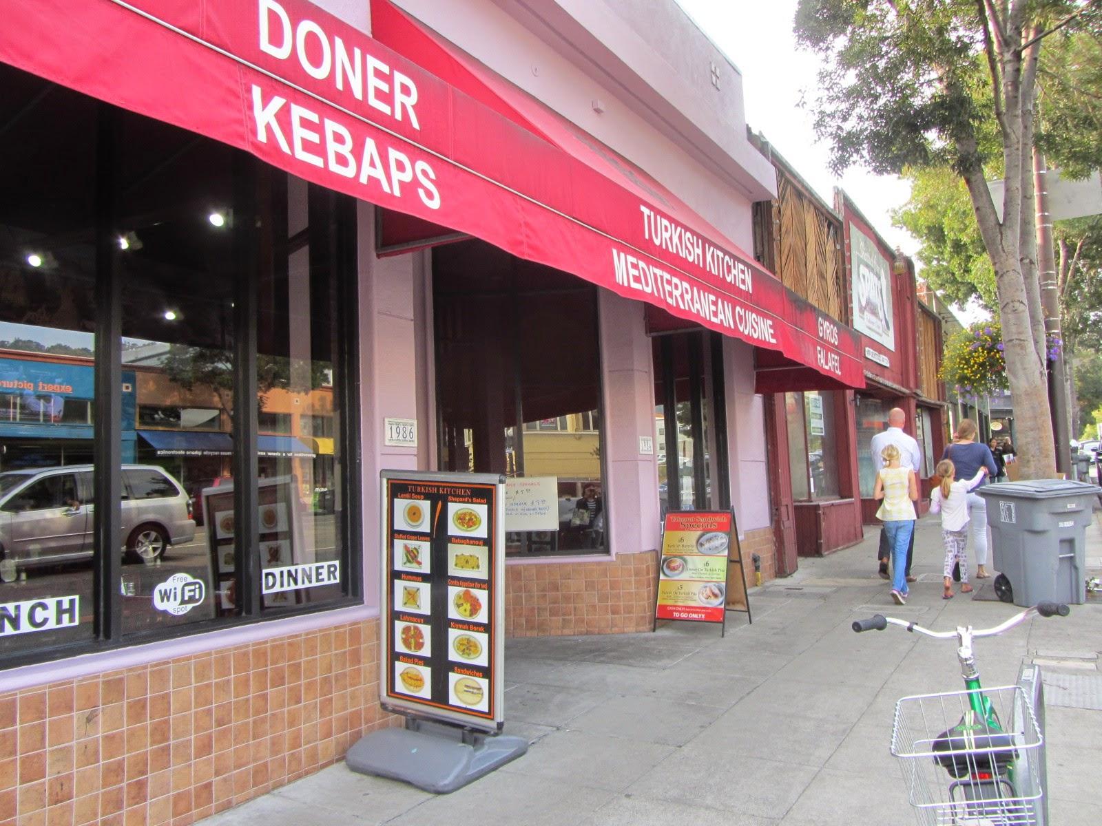 Berkeley: Turkish Kitchen