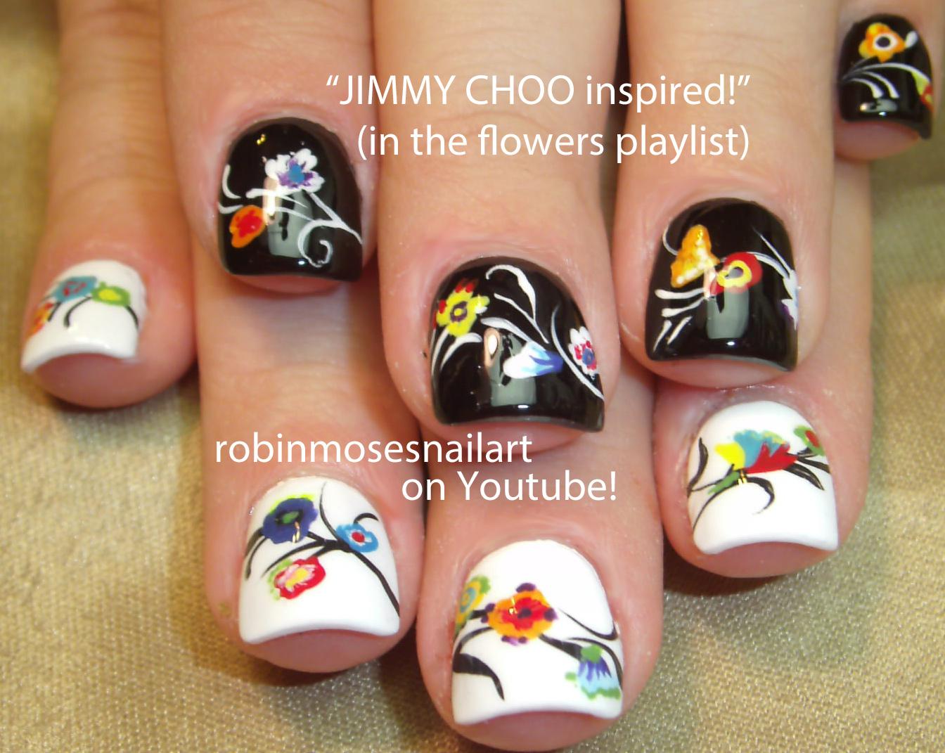 Jimmy Choo Nail Art, Folk Nail Art, Baby Pink Leopard Nail Art ...