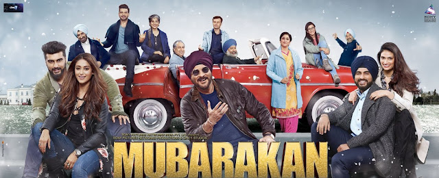 Image result for mubarakan review