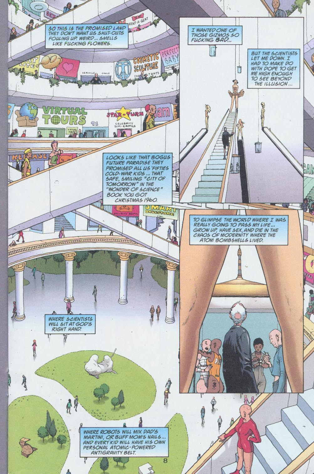 Read online 2020 Visions comic -  Issue #3 - 10