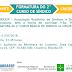 Convite formatura no curso básico de sindico no Cruzeiro