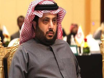 الأمير تركي آل شيخ