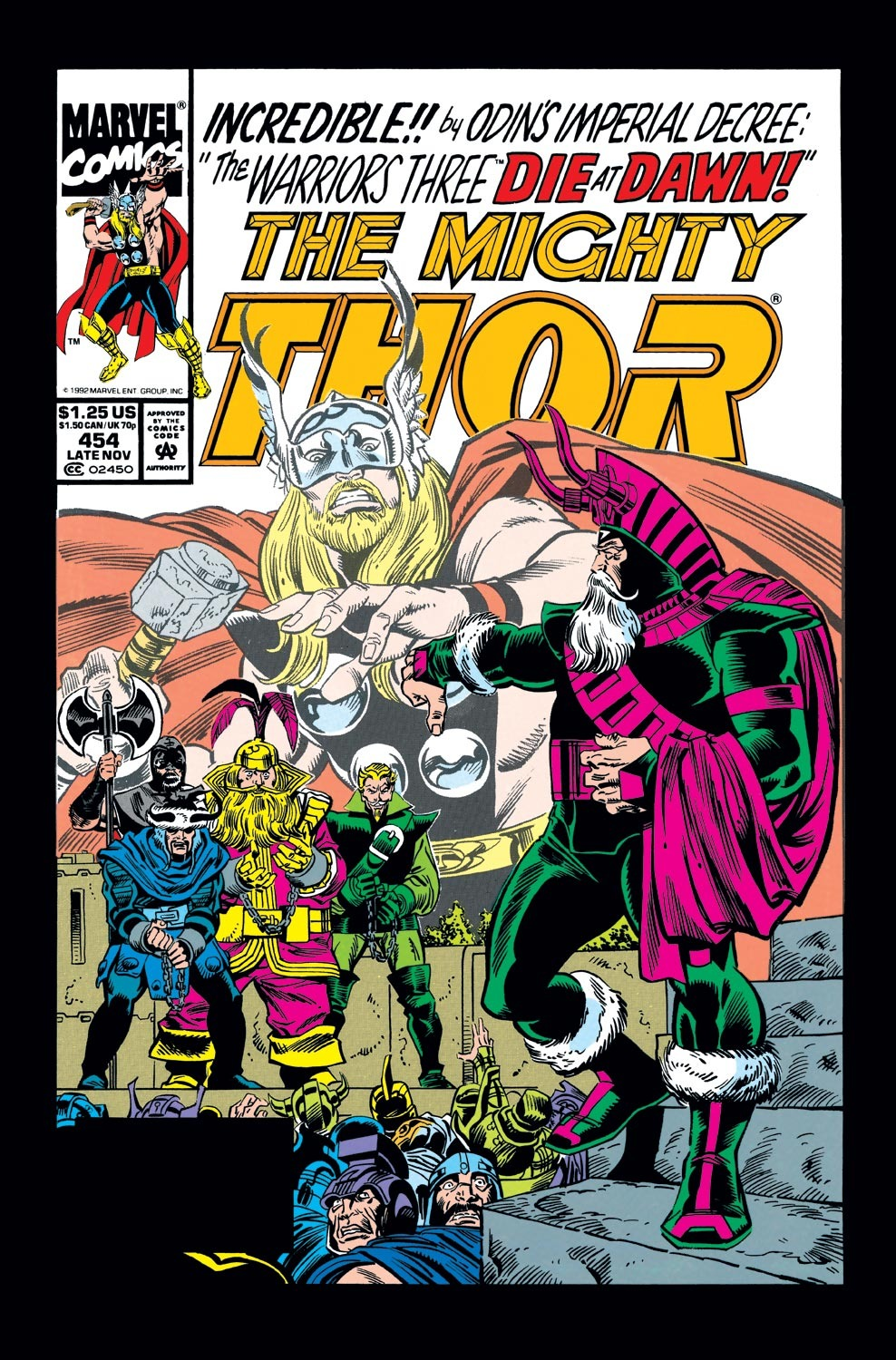Thor (1966) 454 Page 1